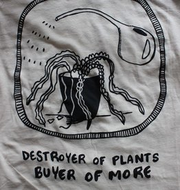 Yonder Studios Destroyer of Plants Tee