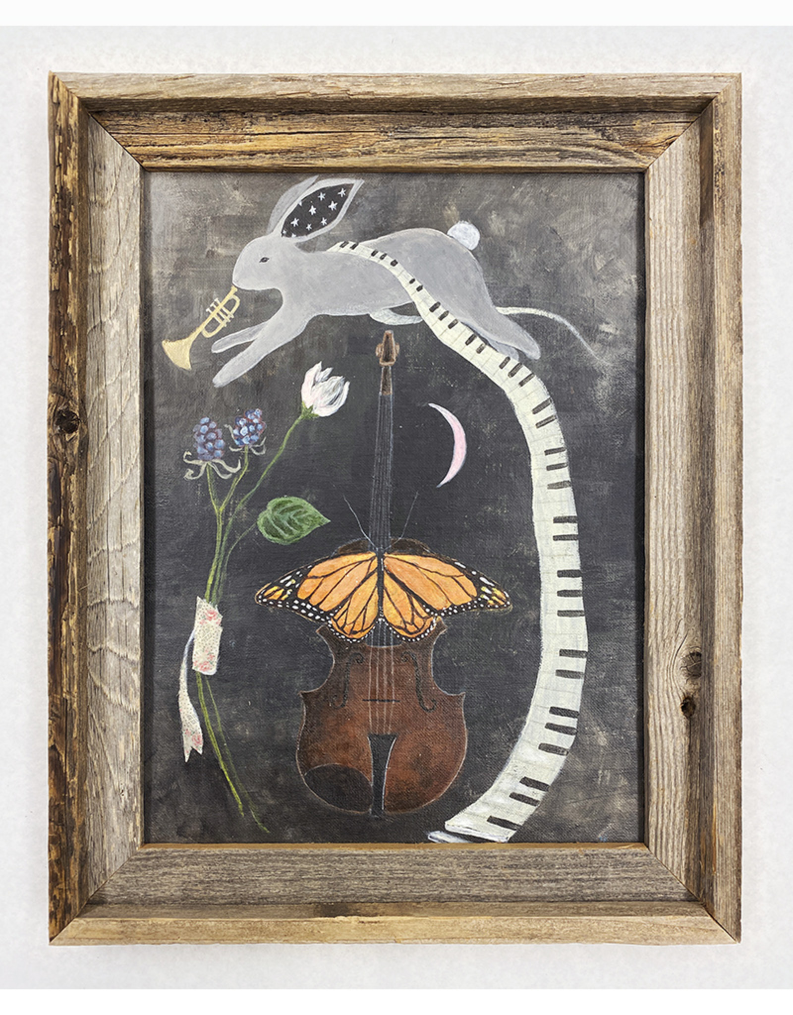 Erin Weiss Sacred Spring // Original Work