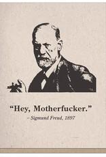 Guttersnipe Press Hey Motherfucker Card
