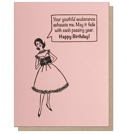 Guttersnipe Press Assorted Birthday Cards by Guttersnipe Press