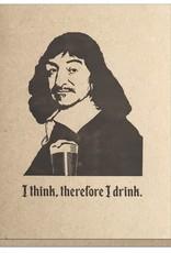Guttersnipe Press I Drink Card