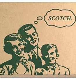 Guttersnipe Press Scotch Card