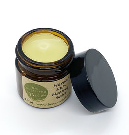 b.e. nurtured Herbal Skin Healing Salve by b.e. nurtured // 2 oz.