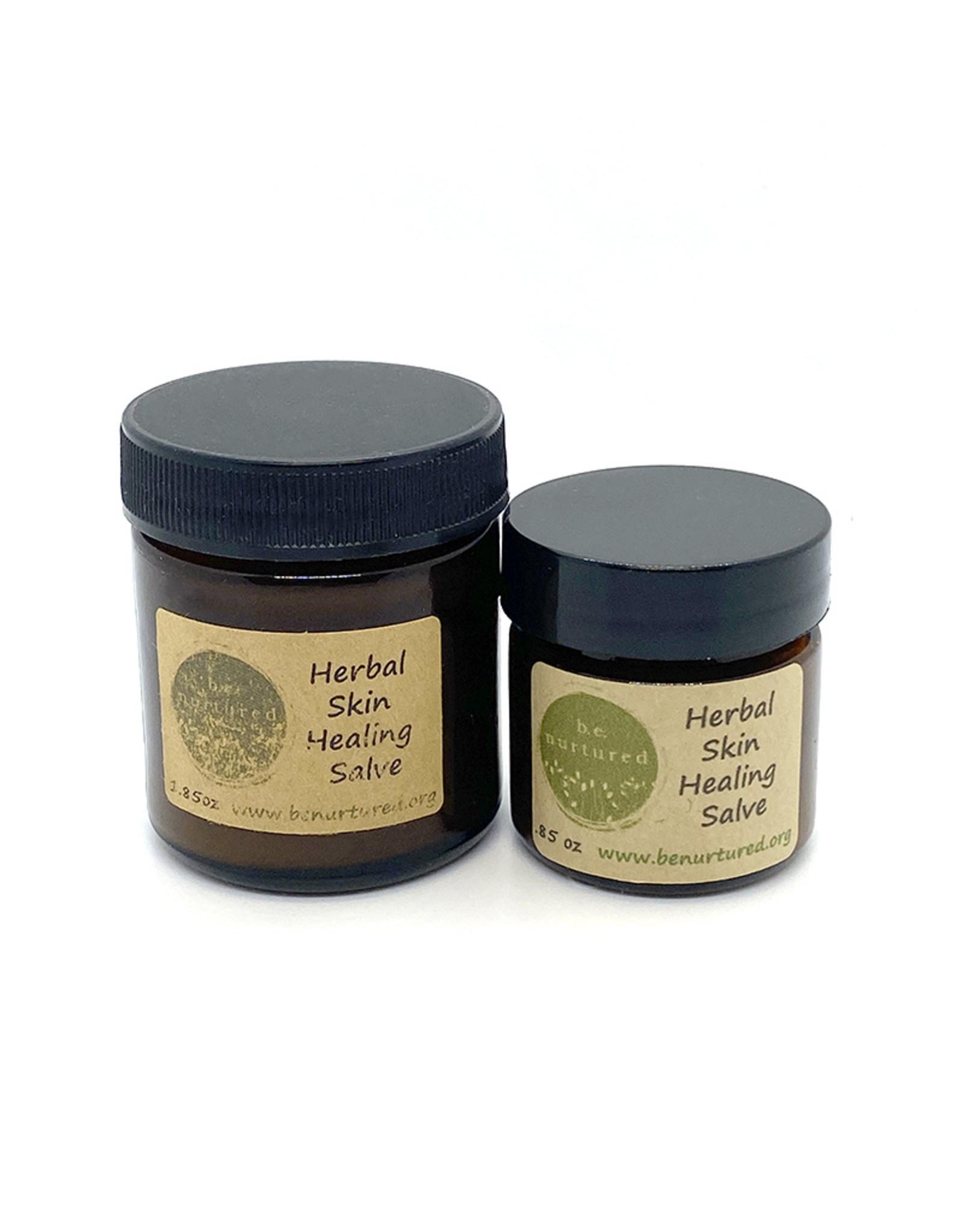 b.e. nurtured Herbal Skin Healing Salve by b.e. nurtured // 2 oz.