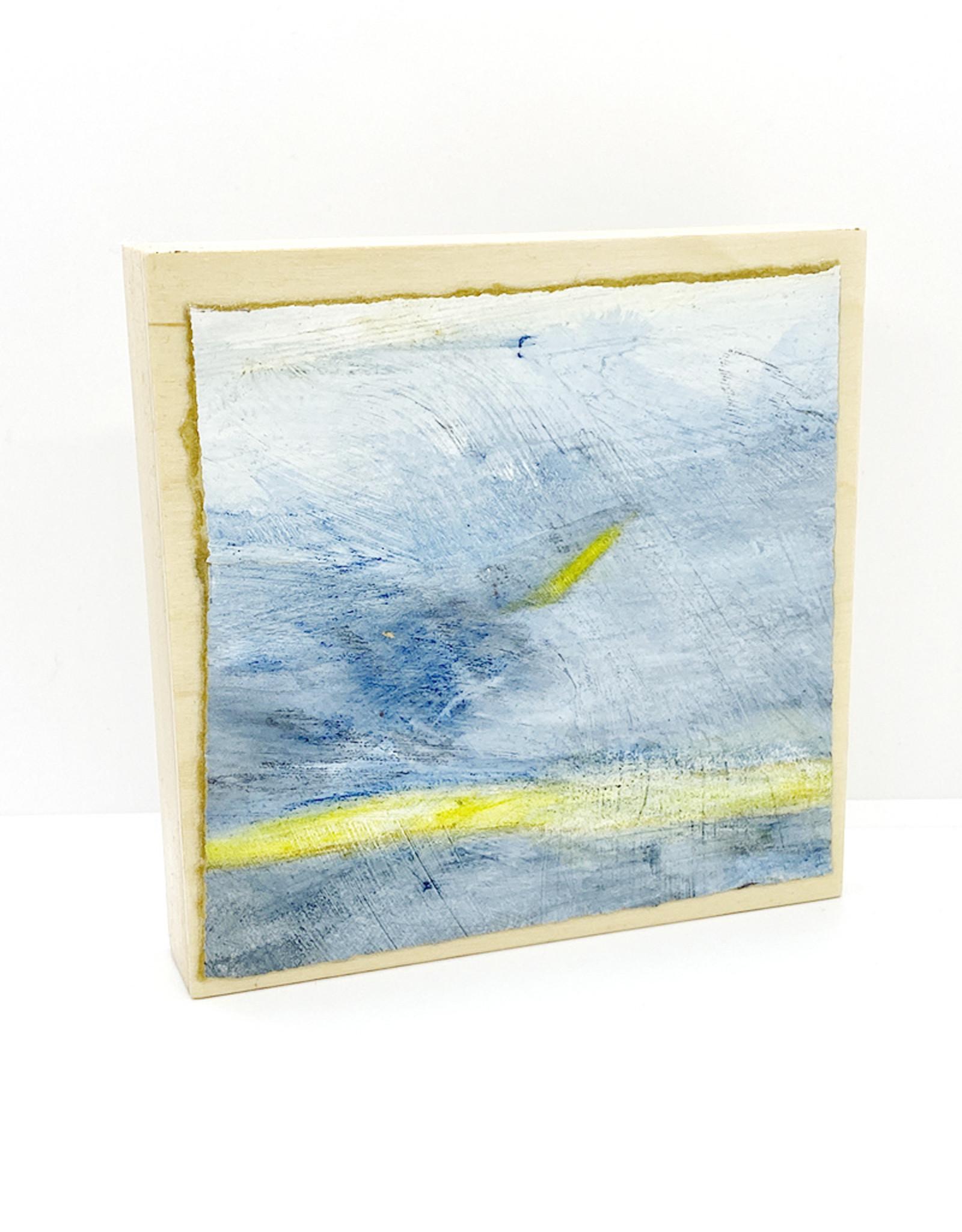 Maryanna Adelman Re:Marks (a series of small paintings) by Maryanna Adelman