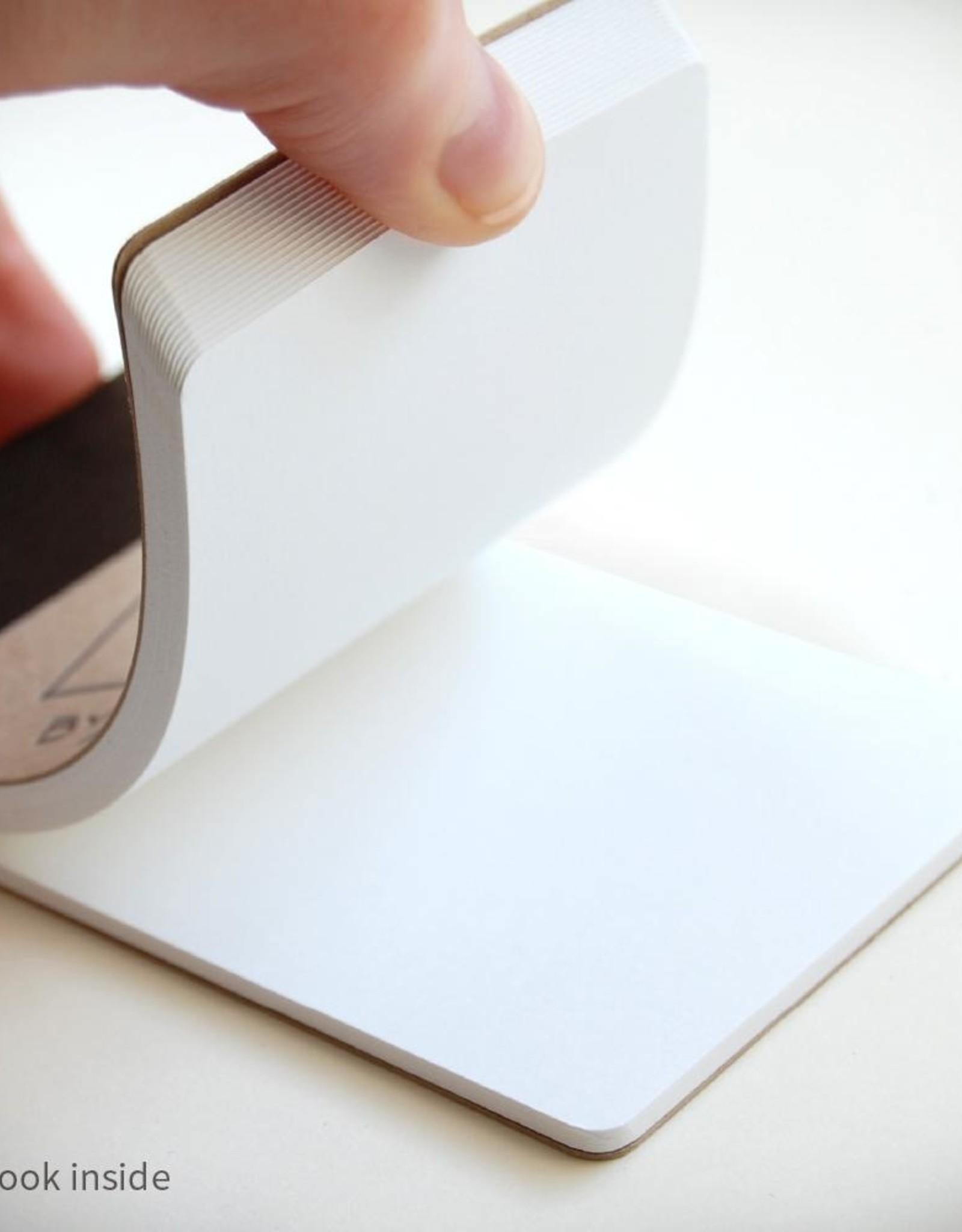 Inkello Draw-Your-Own Flip Book + Pencil