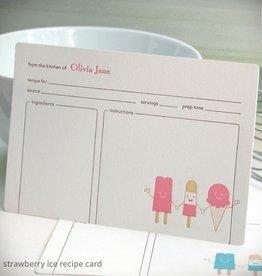Inkello Cool Friends Recipe Cards