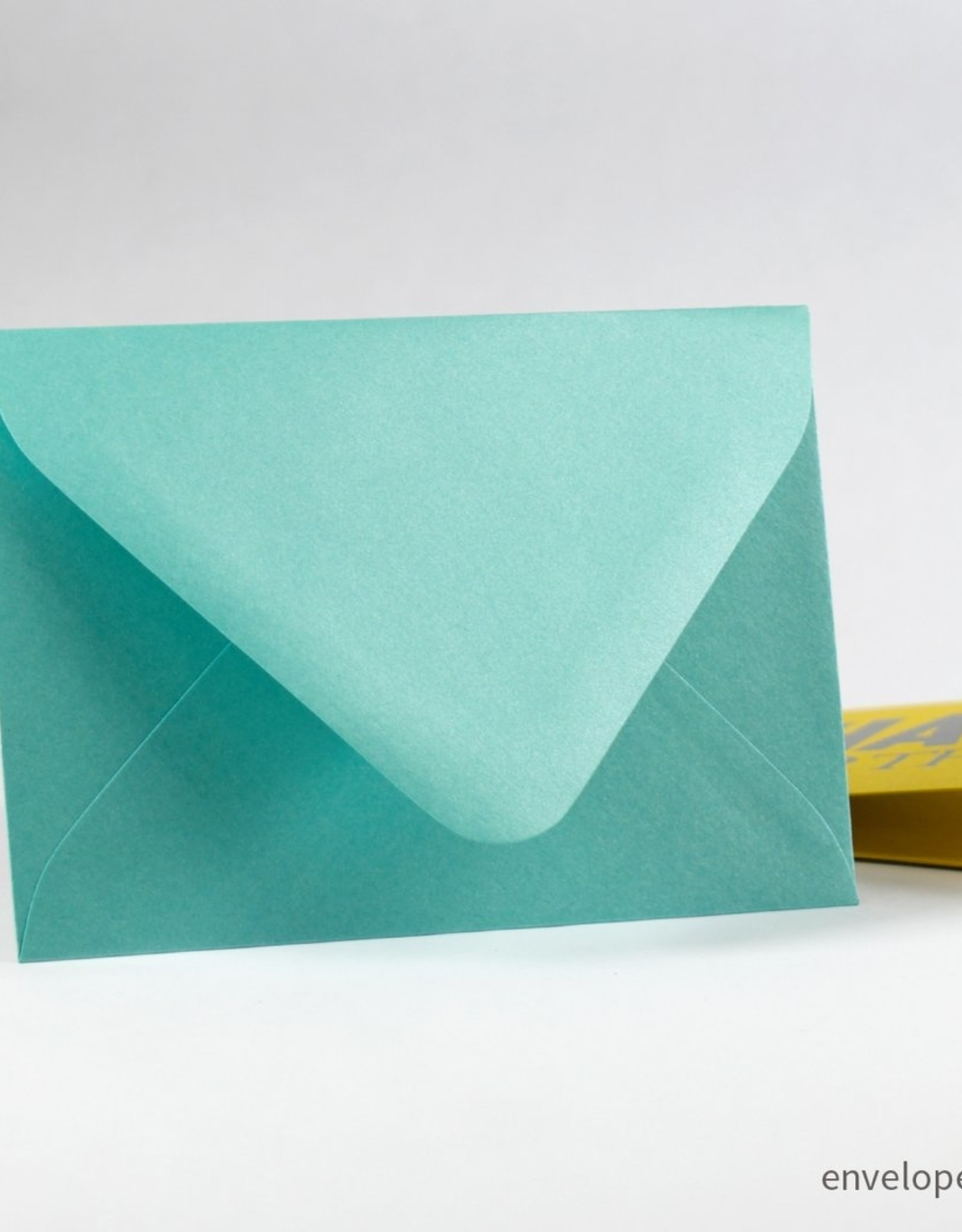 Inkello Yellow + Silver Happy Birthday Card