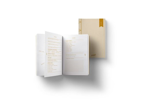 Coffees Pocket Notebook by Kayé