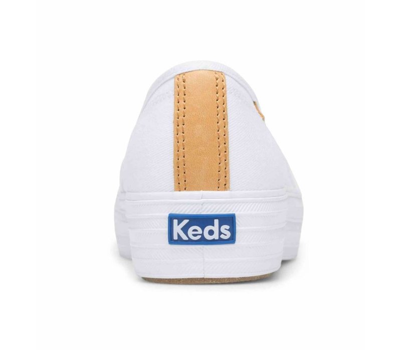 Keds X Rifle Paper Co. Triple Decker Lively Emroided Shoes