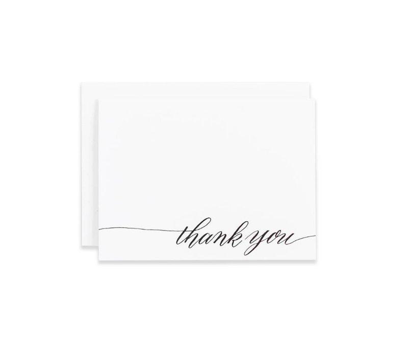 """Carte """"Thank You"""" par Imagine Joy"""