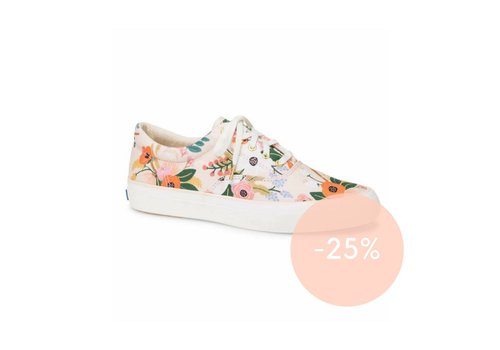 Keds x Rifle Paper Co. Souliers Keds X Rifle Paper Co. Anchor Lively Floral