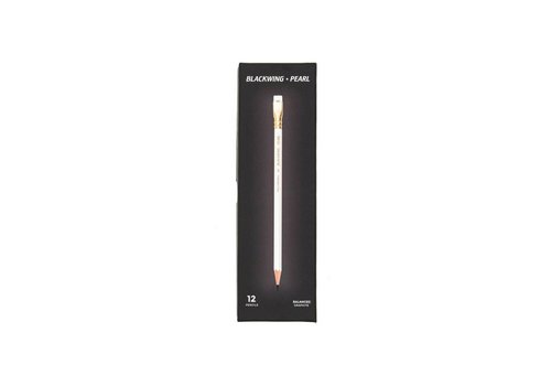 Set of 12 boxed Blackwing Pearl Pencil by Palomino