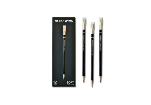 Set of 12 Boxed Blackwing by Palomino