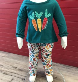 MiniBamba Top w/leggings