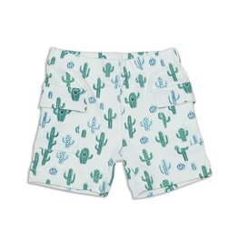 Silkberry baby Cotton Shorts