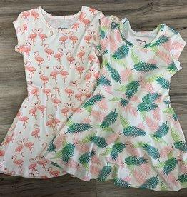 Silkberry baby Dress w/bloomer 3-5T
