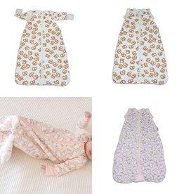 Silkberry baby sleeping sack w/ detachable sleeves