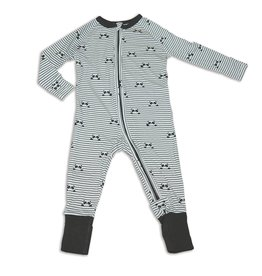 Silkberry baby Sleeper/romper 3-6M