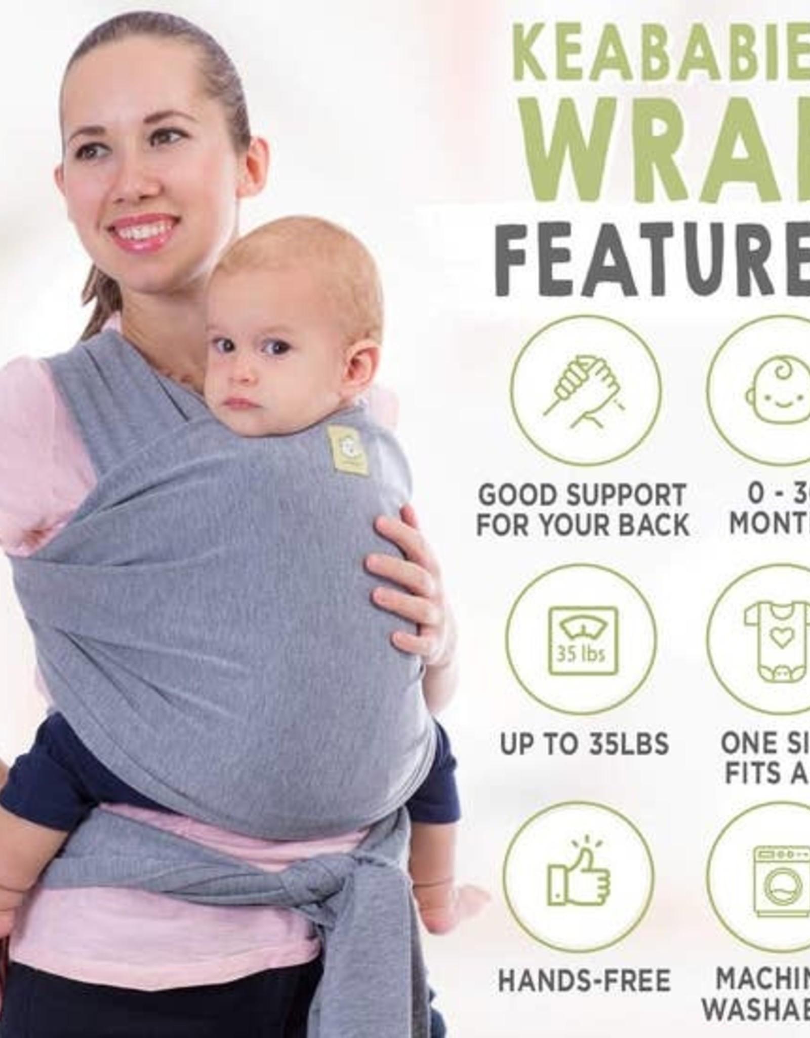 Keababies Baby wrap carrier