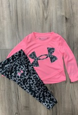 Under Armour  Cheetah set