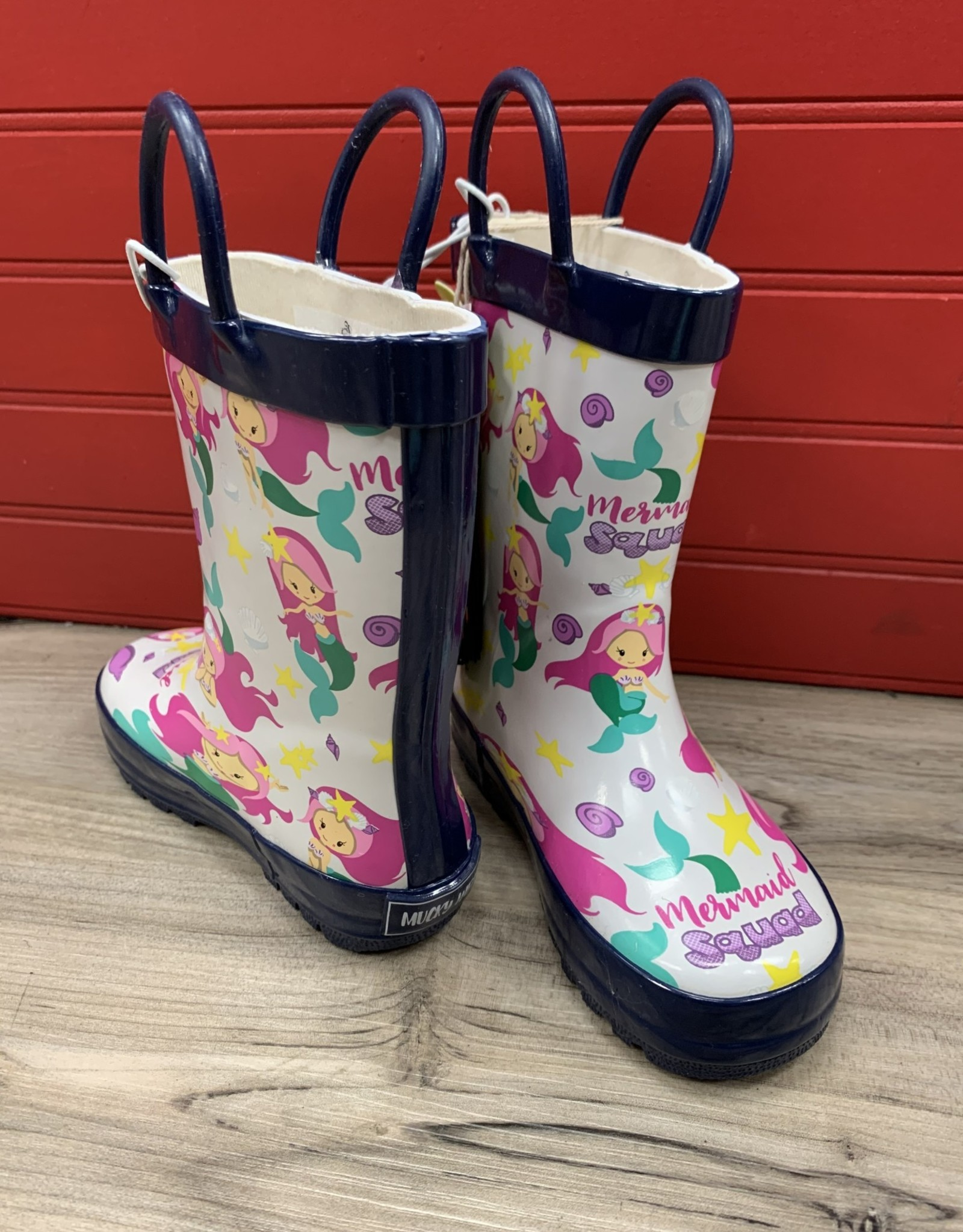 Mucky Wear Rain Boot