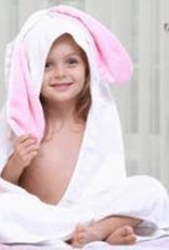 Bambi Bamboo Hooded Towel + wash cloths