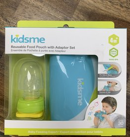Kidsme Reusable food pouches