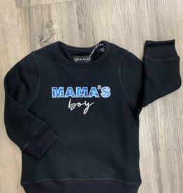 Lola & Taylor Sweatshirt Mama's Boy