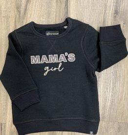Lola & Taylor Sweatshirt Mama's Girl
