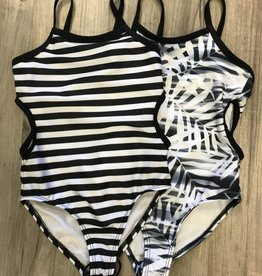 Off Set SWIM SUITS ONE PIECE