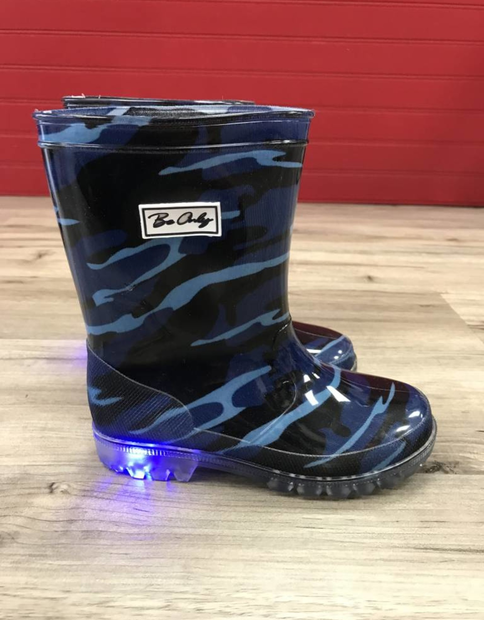 Be Only Light up Rubber Boots