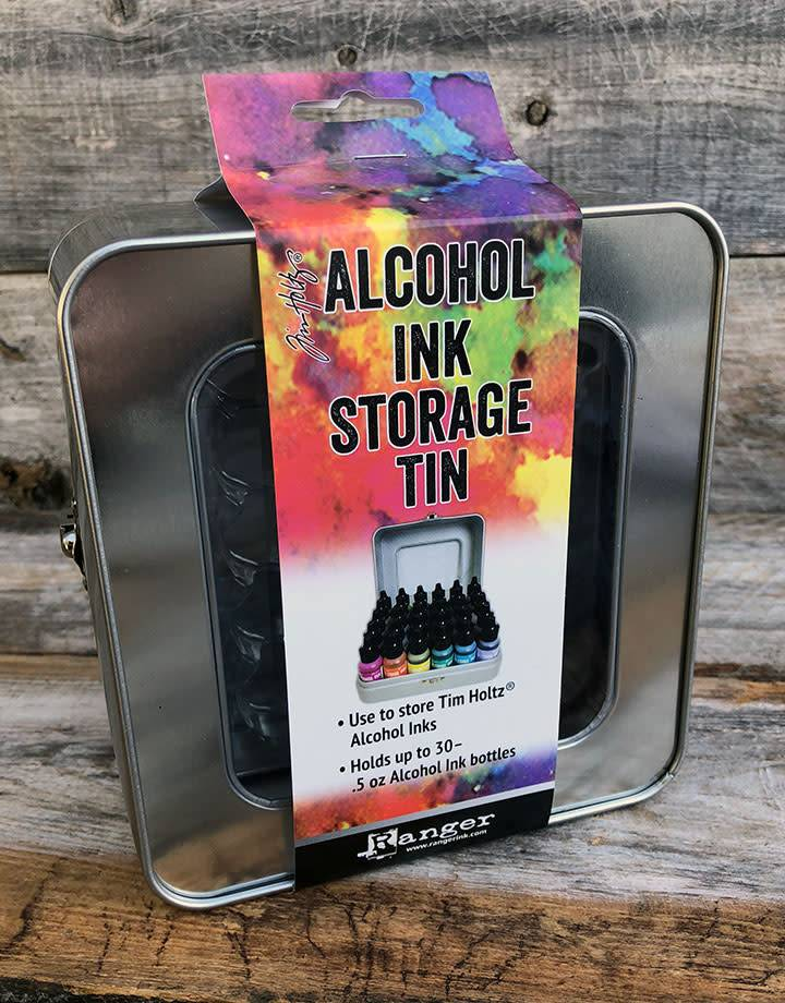 Tim Holtz Alcohol Ink HO58618 = Alcohol Ink Storage Tin
