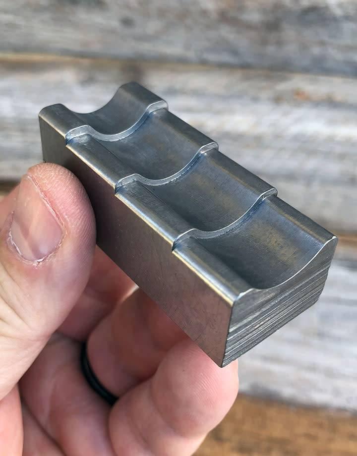 PEPE Tools 48.050-01 = Pepe Ring Bender Replacement Lower Die