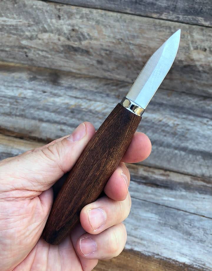 59.0626 = CASE KNIFE HEAVY WOOD HANDLE