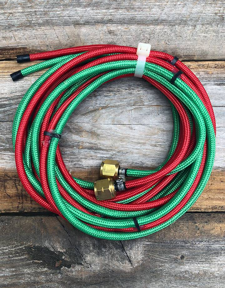 Gentec BT2050 = Replacement Hoses for the Gentec Small Torch (12ft)