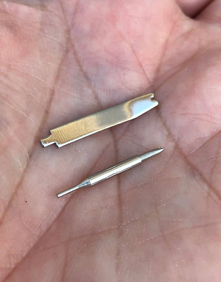 59.1307 = Economy Spring Bar Tool with 4 Replacement Tips