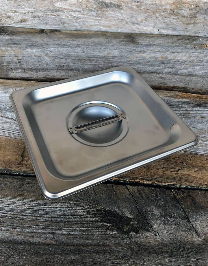 CA2970C = STAINLESS LID for 7'' x 6-1/2'' STAINLESS STEEL PAN