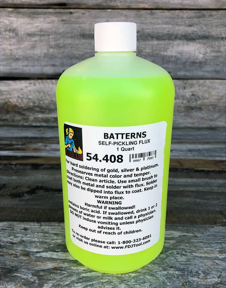 54.408 = Battern's Flux  32oz Bottle (quart)