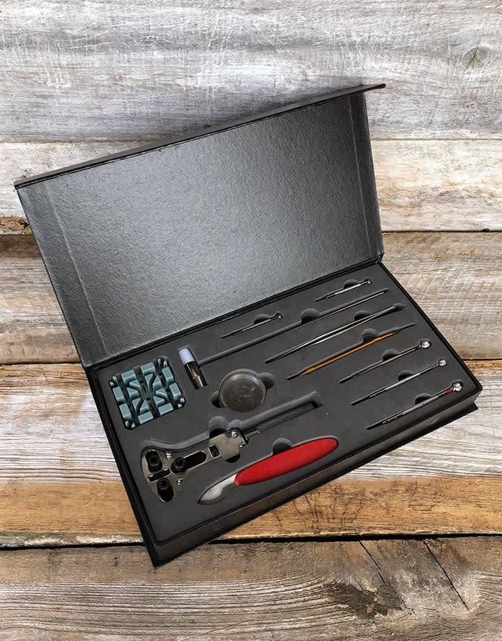 WA6615 = 12pc Watch Repair Kit