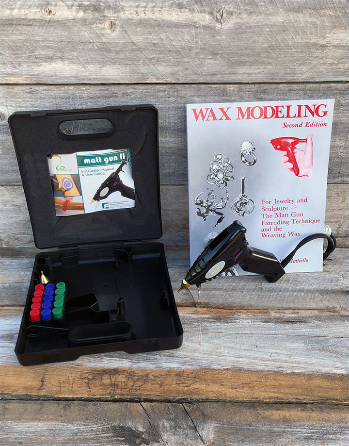 Du-Matt 21.0955 = WAX GUN STARTER KIT - MATT