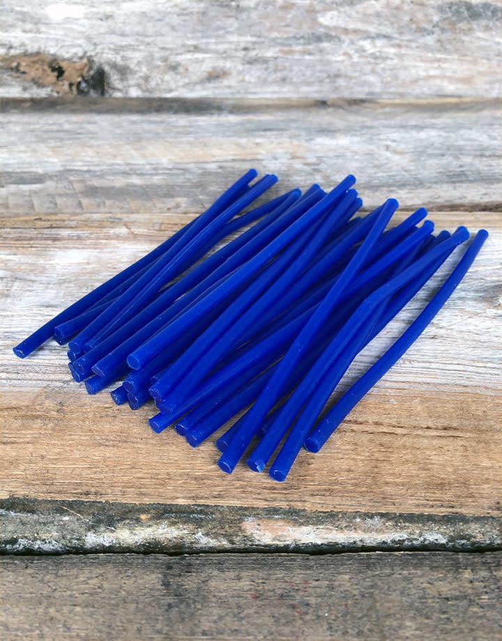 CA790-06 = Wax Wire Blue ROUND 6ga