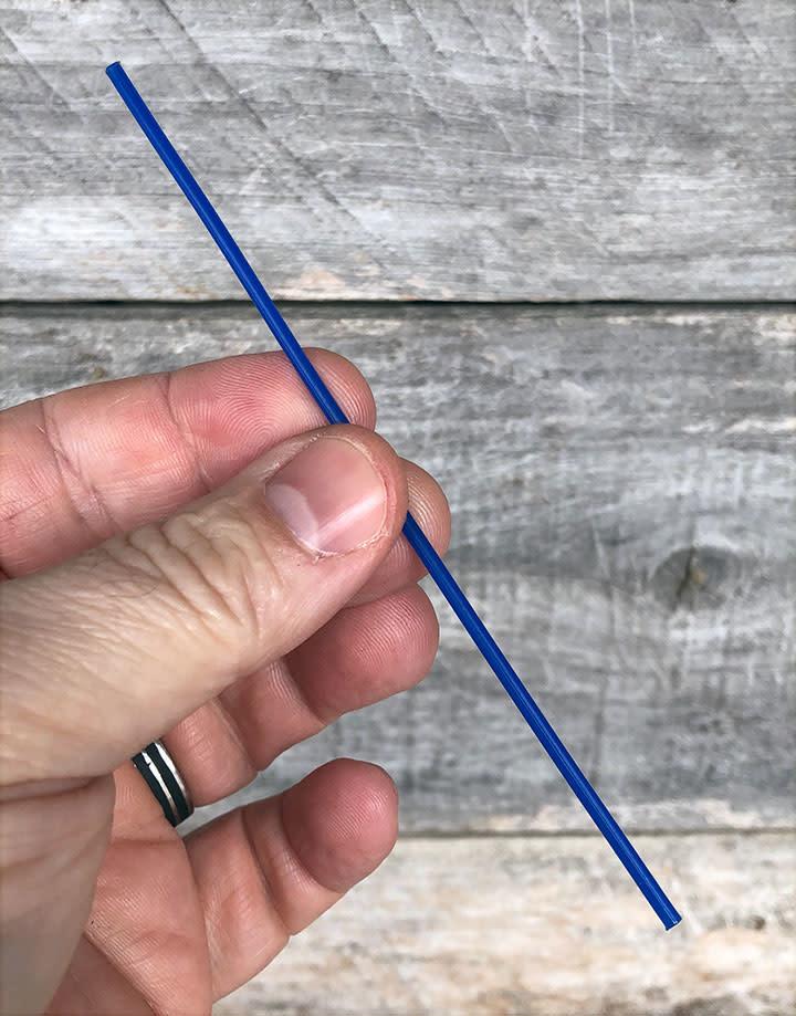 CA790-12 = Wax Wire Blue ROUND 12ga