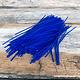 CA790-14 = Wax Wire Blue ROUND 14ga