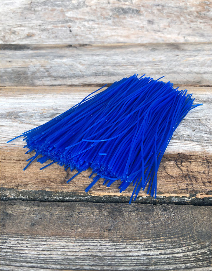 CA790-18 = Wax Wire Blue ROUND 18ga