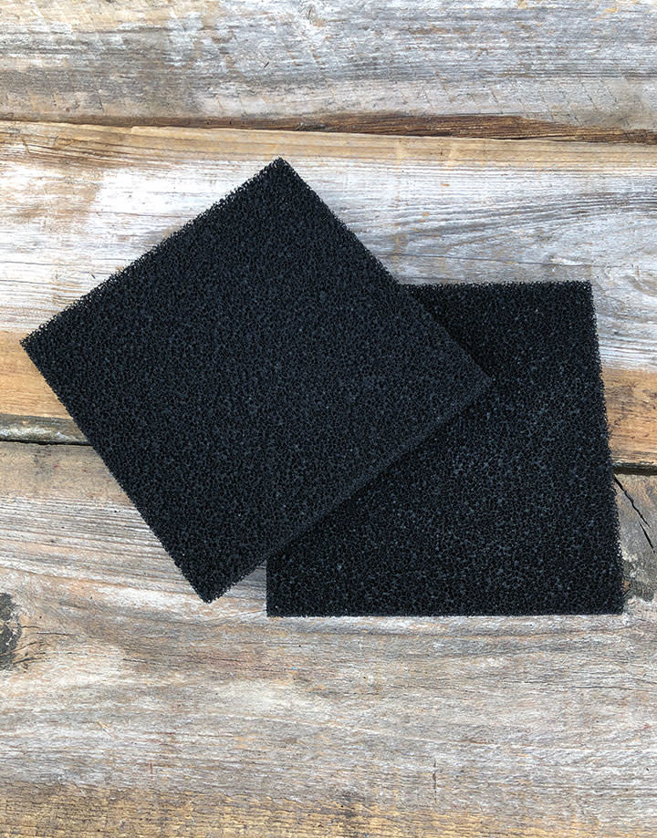 SO951 = Replacement Carbon Activated Filters for Fume Extractor (Pkg of 2)