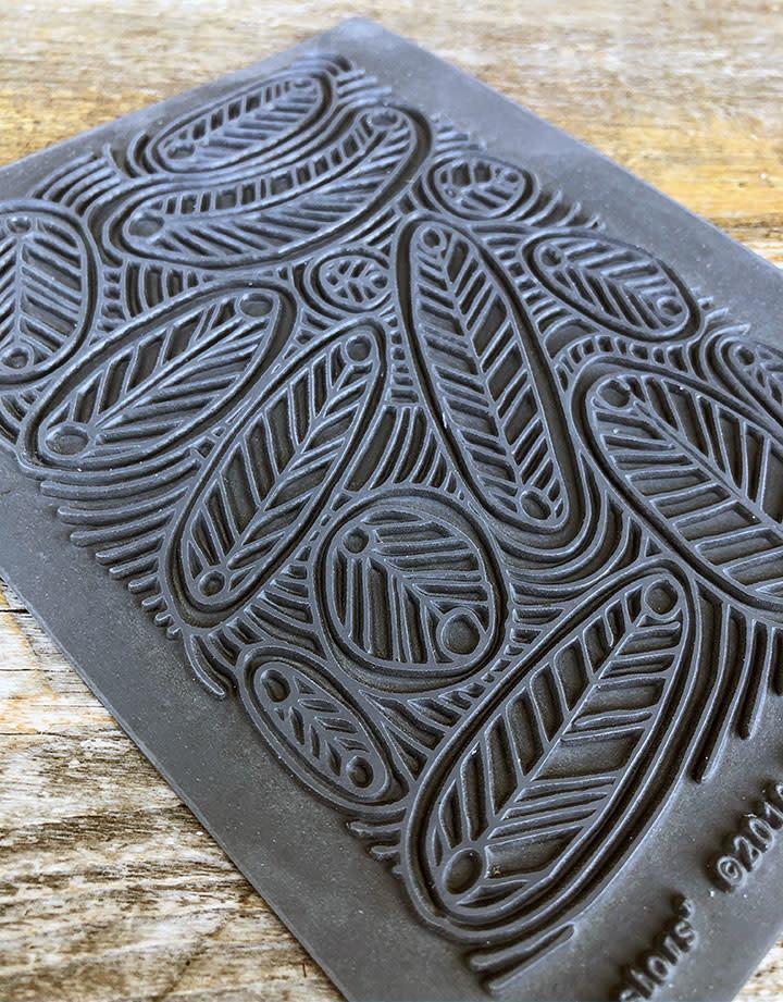 PN4766 = Texture Stamp - Ancestors by Christi Friesen