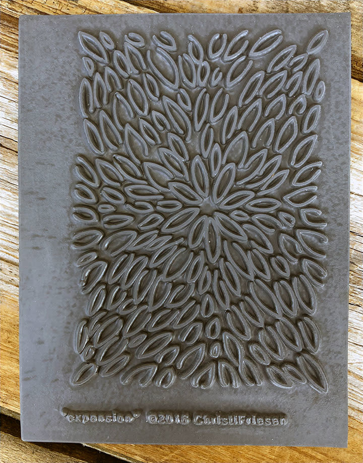 PN4765 = Texture Stamp - Expansion by Christi Friesen
