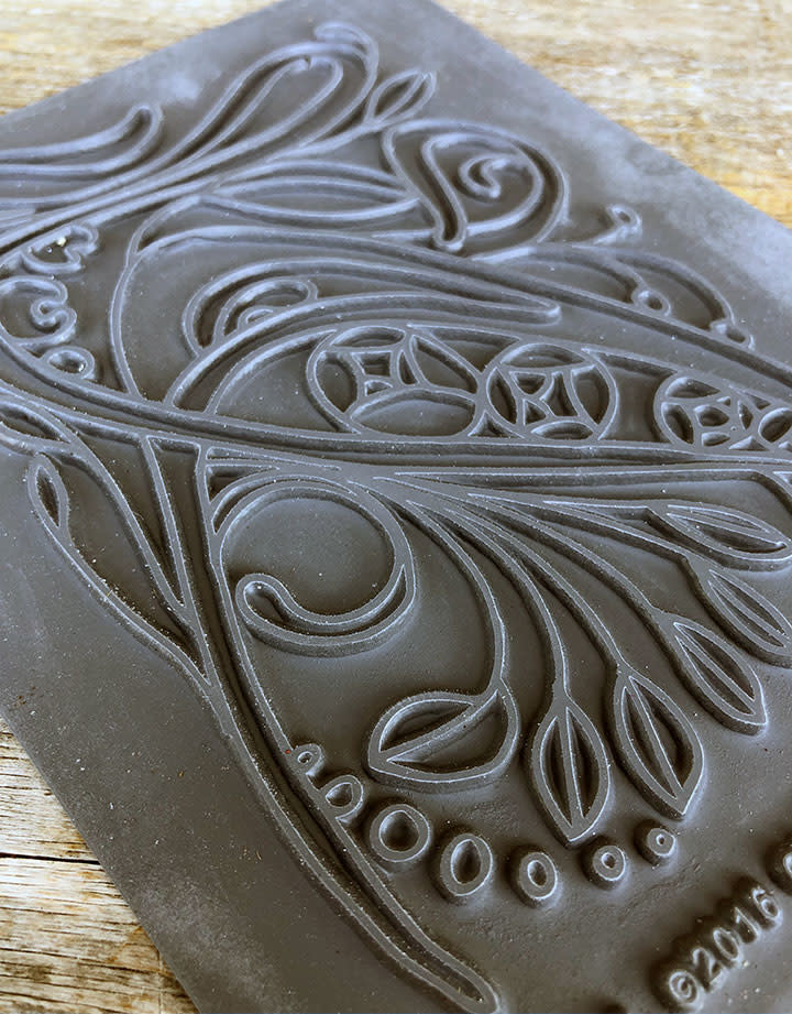 PN4763 = Texture Stamp - Nouveau by Christi Friesen