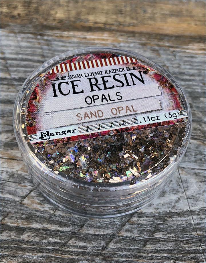 CE771 = Ice Resin Sand Opal